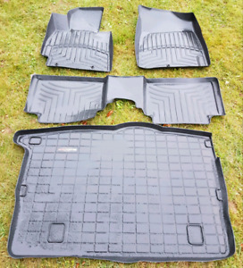 PREMIUM WEATHER TEC COMPLETE MAT SET FOR HYUNDAI VELOSTER