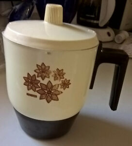 Robeson Pretty Daisies Floral Electric Kettle