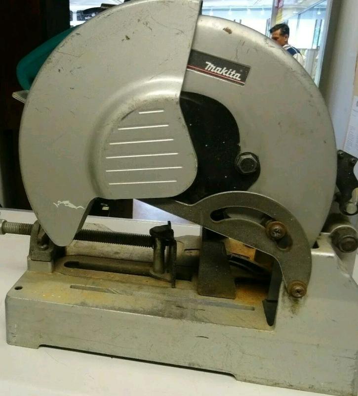 Makita LC1230 110v Chop Saw Metal Cutting Saw 305mm   in Kilwinning, North  Ayrshire   Gumtree