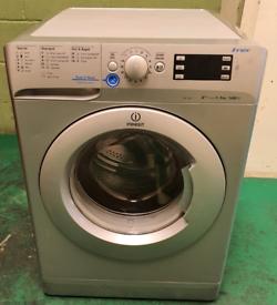 INDESIT 9kg washing Machine 1400rpm A+++ efficiency