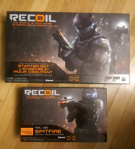 Recoil Starter Set and Extra Weapon