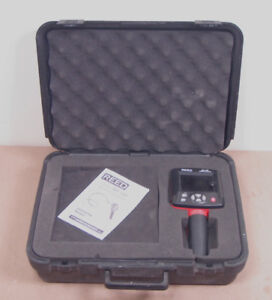 REED BS-150 Borescope Video Inspection Camera w/ Case