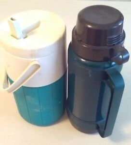 Beverage jug and Thermos