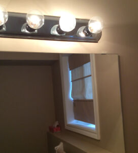 3 Bathroom Light Fixtures