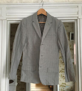 Club Monaco Cotton/Linen Sportcoat