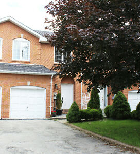 Lovely 3 Bedroom Freehold Townhome - Markham - For Sale