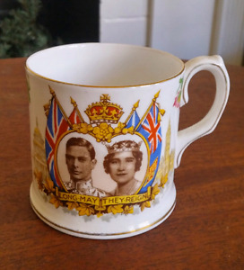 1939 Commemorative Royal Albert Cup