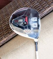 Brand new ... TP 460 R15 driver ... including $500 shaft upgrade