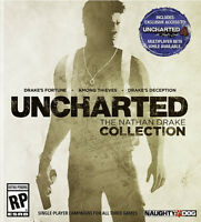 Jeu PS4 ''The Nathan Collection''
