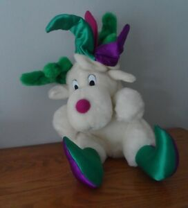 Eaton's Dept. Store 1990 Magic Christmas plush Moose