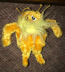 The Lorax Plush 6 Inch Tall Stuffed Doll Animal Dr. Seuss