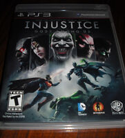 Injustice gods among us - PS3
