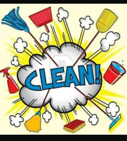 """""""Chores No More!"""" Cleaning Service"""