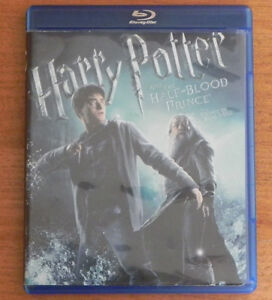 Harry Potter and the Half-Blood Prince - BLU-RAY