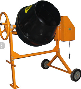 Looking for an Electric Cement mixer