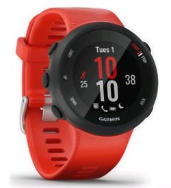 Garmin forerunner 45 smart watch fitness tracker