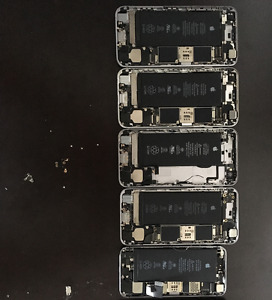Original iPhone 5S & 6S Parts Mother Board Screen + MORE