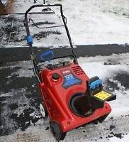 Toro Two stage Electric Start 4 cycle Snow Blower