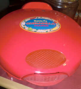 Santa fe QUESADILLA MAKER