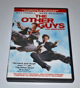 The Other Guys DVD St. John's Newfoundland image 1