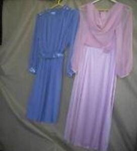 (2) Belles robes