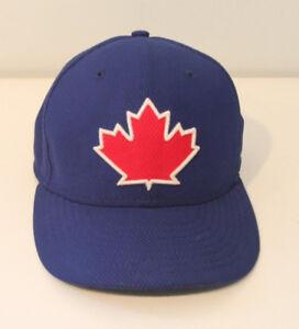 NEW ERA TORONTO BLUE JAYS FITTED BATTING PRACTISE BASEBALL CAP