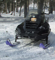 1992 340 Arctic Cat