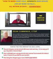 WATCH THIS VIDEO - BOOK MORE SERVICE CALLS!!!