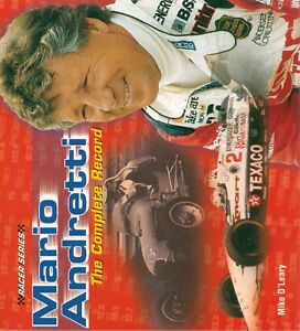 Mario Andretti Photo Sarnia Sarnia Area image 1