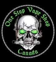 Retail Sales Vape Representative fulltime/Parttime Store Manager