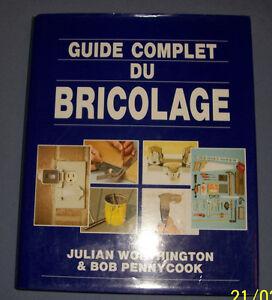 GUIDE COMPLET DU BRICOLAGE Québec City Québec image 1
