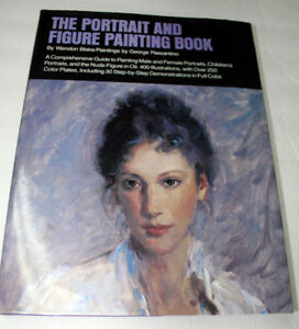 Portrait and Figure Painting Book: A Comprehensive Guide...