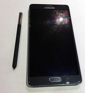 Samsung Galaxy Note 4 32gb (N910W8) Rogers pour pieces ** NEGO *