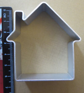 House cookie cutter ~ New