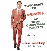 You want to impress at your Christmas party ??