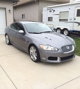 2011 Jaguar XFR Supercharged- Warranty until June 2019/140km