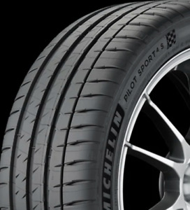 Michelin Pilot Sport 4S 255/35R19XL