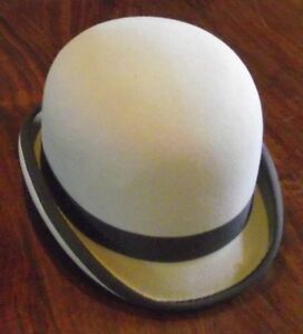 Saddle Seat Derby Hat, Custom Made by Reed Hill