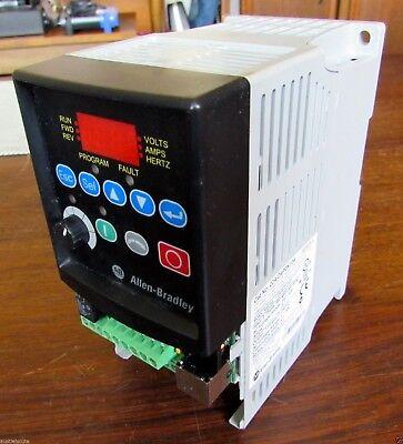 Allen-bradley Variable Frequency Drive Vfd 22a-d4p0n104 Powerflex4