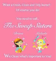 The Sweep Sisters Cleaning Company!