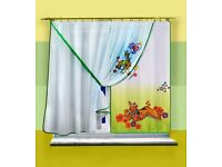 VOILE NET CURTAINS BRAND NEW