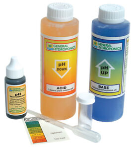 GH pH Test and Control Kit @BUSTAN.CA Hydroponics Lights Toronto