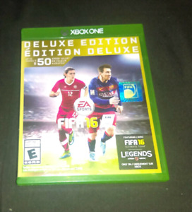 FIFA 16 DELUX ÉDITION (XBOX ONE)