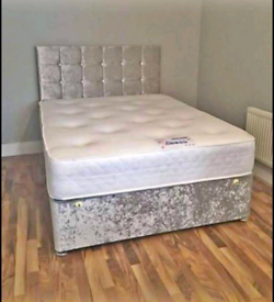 HANDMADE QUALITY Divan Beds! PREBOOK now with FREE DELIVERY!!