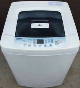 LG Portable Washer, 12 month warranty