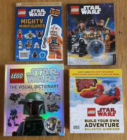 Lego Star Wars Collection Bundle Job Lot Brand New