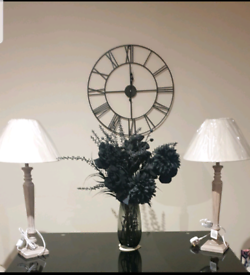 Tall table lamps BRAND NEW