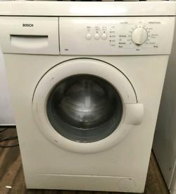 Washing machine, Bosch