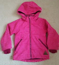 Girls H&M Coat - Age 3/4