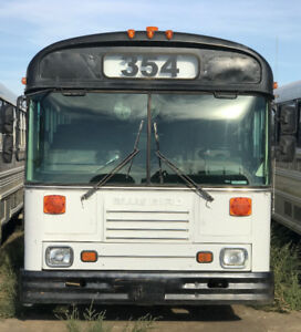 1998 Blue Bird Activity Bus, with DVD